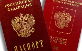 Где поставить отметку о детях в паспорте