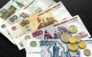 Зарплата срочника в армии 2019 россия