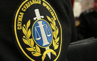 Бланк заявления судебным приставам о ходе дела по исполнительному листу