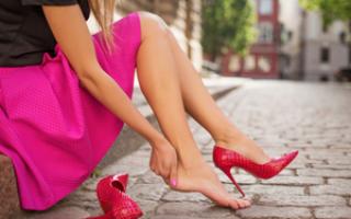 Сильно натерла новая обувь модно ли вернуть
