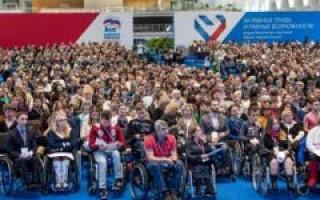 Сколько в россии инвалидов