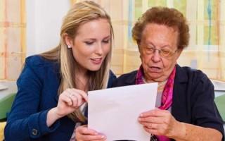 Список документов для оформления ухода за пенсионером старше 80 лет