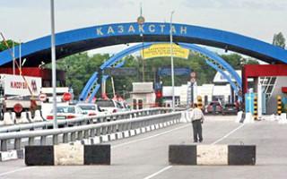 С какой задолженностью не выпускают за границу 2017 в казахстане