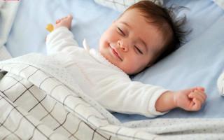 Смена постельного белья в детском саду