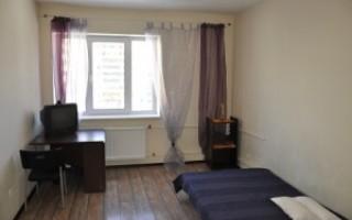 Кредит на комнату в общежитии