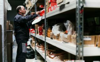 Договор материальной ответственности работника склада