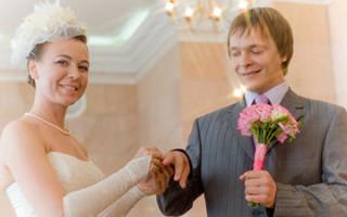 Сколько стоит церемония бракосочетания в загсе
